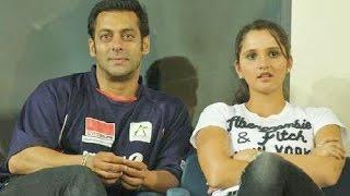 Download Sania Mirza Wants Salman Khan As Her Husband! Video