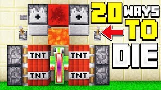 Download 20 WAYS TO KILL UNSPEAKABLE IN MINECRAFT! Video