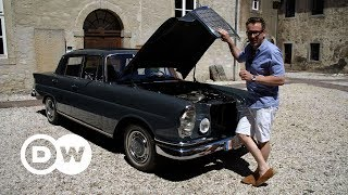 Download Vintage! Mercedes 220 SEb | DW English Video