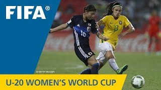 Download MATCH 26: JAPAN v BRAZIL - FIFA Women's U20 Papua New Guinea 2016 Video