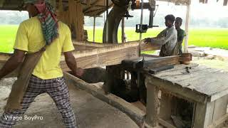 Download The Power of Saw Workers and Skill Workers of Asian Saw Mill/ BD Saw Mill Telent Workers in BD-Asia Video