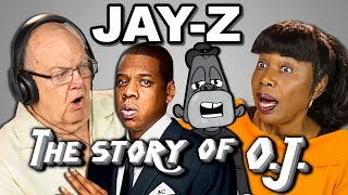 Download ELDERS REACT TO JAY-Z - THE STORY OF O.J. Video