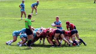 Download All American U18 Girls Rugby vs Quebec 2016 Video