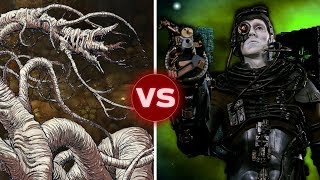 Download Could the Borg Survive a Flood Infestation? | Halo vs Star Trek: Galactic Versus Video