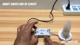 Download UNBOXING & PEMASANGAN SMART SWITCH WIFI BY SONOFF Video