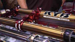 Download KYB Suspension at the 2015 AIMExpo! Video