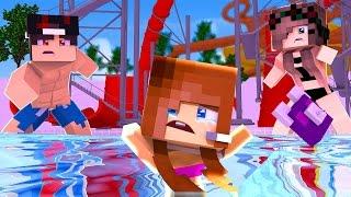Download Minecraft: WHO'S YOUR FAMILY - O BEBÊ SE AFOGOU! Video