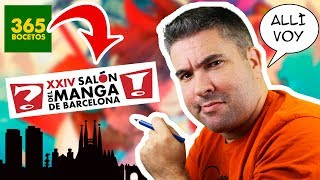 Download 365BOCETOS EN EL SALÓN DEL MANGA DE BARCELONA 2018 Video