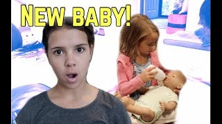 Download 24 HOURS AS A TEEN MOM | new baby! Video