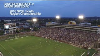 Download Chattanooga FC v Miami United FC - 2016 NPSL playoff highlights Video