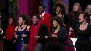 Download Darlene Love on The Letterman Show: Dec 23rd 2009 Video