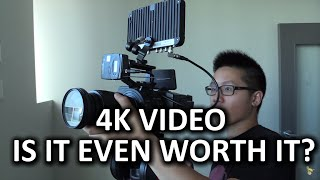 Download 4K Video - is it worth it? Video