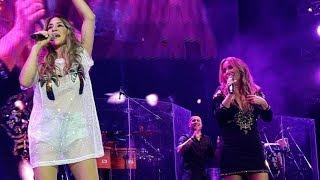 Download Karina ft. Jimena Barón - La Tonta (Luna Park 14/10/17) Video