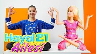 Download Hayal Ailesi 21. Polen ve Barbie yoga yapıyorlar Video