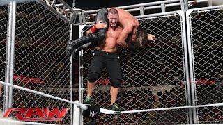 Download John Cena vs. Seth Rollins - Steel Cage Match: Raw, December 15, 2014 Video