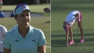 Download Pro Golfer Lexi Thompson Loses Tournament After Fan Calls Out Violation Video