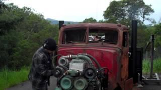 Download RUN AWAY Detroit Diesel! 453-T Video