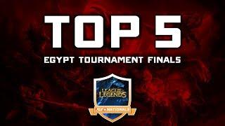 Download PLG Nationals   S1   League of Legends   Top 5 of Egypt Bracket Finals Video