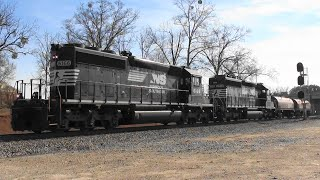 Download NS Ga. local G19 with a short train Video