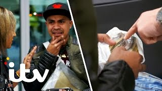Download Border Force Stop a Man With a Massive Amount of Cash! | Heathrow: Britain's Busiest Airport Video