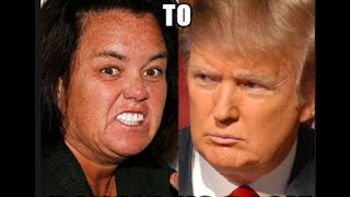 Download Donald Trump Rosie O'Donnell Montage of Insults! Video