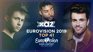 Download Eurovision 2019: Top 41 Video