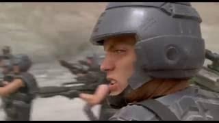 Download Starship Troopers (Johnny Rico Kills Tanker Bug Scene) Video