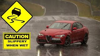 Download Nordschleife in Extreme Wet Conditions - Highlights, Slides & Spins - 23 09 2018 TF Nürburgring Video