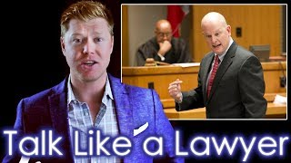 Download How to Speak like a Veteran Lawyer in 11 minutes Video