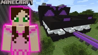 Download Minecraft: ENDER DRAGON EATS US RIDE - MINE PARK - Custom Map [4] Video