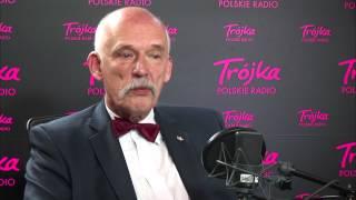 Download Korwin-Mikke: dla Polski lepsza była słaba Ukraina (Trójka) Video
