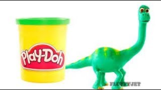 Download The Good Dinosaur Play Doh Stop Motion Video