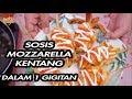 Download Resep Pasti Nagih - Sosis Hotdog Mozzarella Kentang, HOTANG SOTANG TOKEBI TOKKEBI Video
