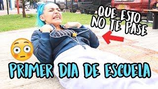 Download QUE ESTO NO TE PASE l PRIMER DIA DE ESCUELA l SOFITIPS l Sofia Castro Video