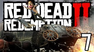 Download HOLY CRAP!!   Red Dead Redemption - Part 7 Video