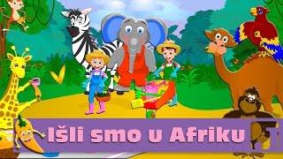 Download Išli smo u Afriku - Minja Subota   Dečije pesme   Pesme za decu   Jaccoled C Video