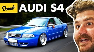 Download Audi S4 - Everything You Need To Know | Up to Speed Video
