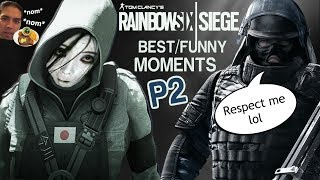 Download Rainbow Six Siege - Best/Funny moments 2 Video