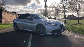 Download Alfa Romeo Giulia Veloce at Sturgess Leicester Video