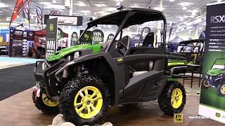 Download 2017 John Deere Gator RSX 860i Utility ATV - Walkaround - 2016 Toronto ATV Show Video