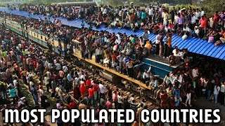 Download Top 10 Most Populated Countries In The World 2018 Video