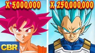 Download All Dragon Ball Hair Colors And Styles Explained Video