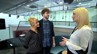 Download Strictly finalists Jay and Aliona Video