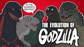Download The Evolution Of Godzilla (Animated) Video