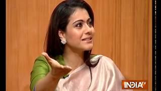 Download Kajol opens up about meeting Karan Johar for the first time in Aap Ki Adalat Video