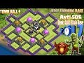 Download Th9 Best Farming Base 2017. Town hall 9 new update Anti 50% Gold, Dark, Elixir base Clash of clans Video
