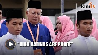 Download Najib: Bankruptcy not a word in my dictionary Video