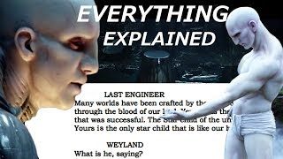 Download Prometheus Script Reveals TRUTH about Engineers, Black Goo and Deacon Video