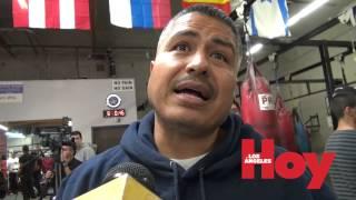 Download Robert García: Mikey pelea parecido a Juan Manuel Márquez Video