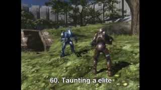 Download 100 ways to die in Halo 3 Video